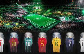 Imagem destacada da publicação Show das lendas do futebol