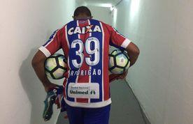 Imagem destacada da publicação Estrela de Rodrigão brilha e Bahia vence primeira fora de casa