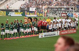 Imagem destacada da publicação Palmeiras X Corinthians - 100 anos do derby paulista